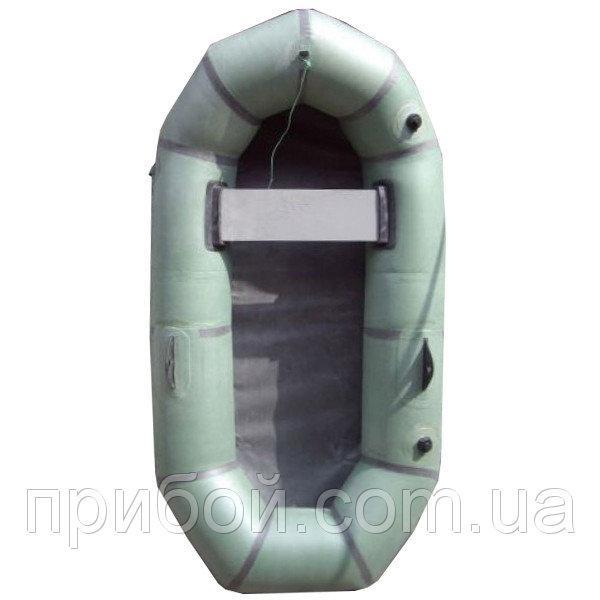 Лодка резиновая Лисичанка (Харьков) одноместная