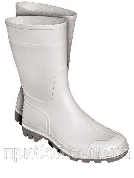Фото Обувь рабочая, защитная Reis Польша Сапоги резиновые (белые)