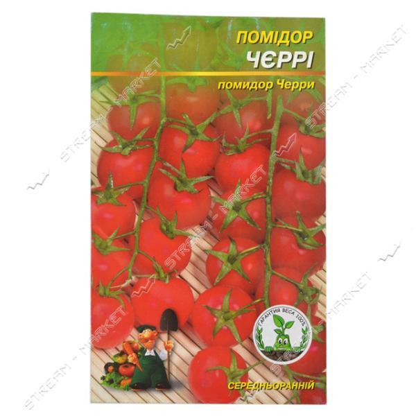 Семена помидора пакет 8*13см 'Черри красный' 0, 3 гр (кратно 20 шт)
