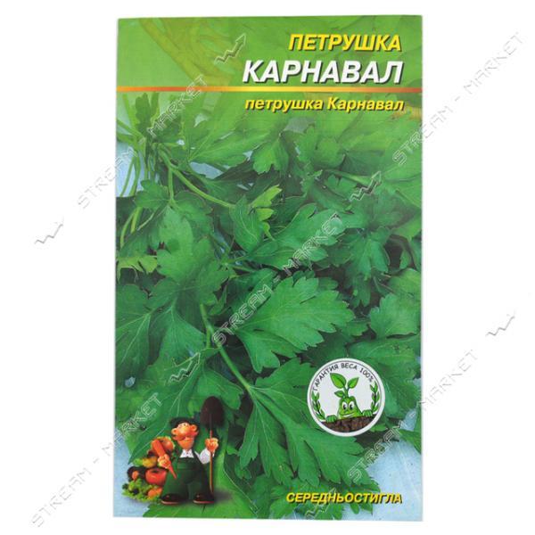 Семена петрушки пакет 8*13см 'Карнавал' 3гр(кратно 20 шт)
