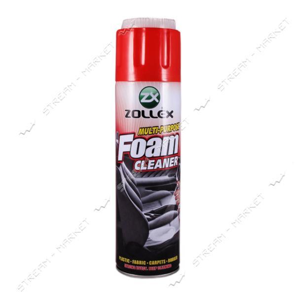 Zollex ZC-233 Очиститель салона пенный 650мл