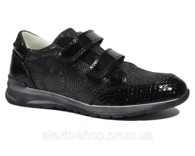 Туфли BIKI арт.2573А, черный, 33, 22.0