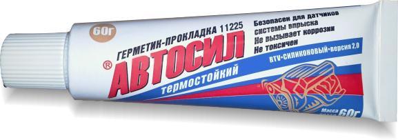 Герметик-прокладка АВТОСИЛ 60 г
