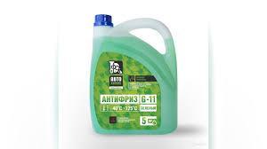 Антифриз Автохимик зеленый G-11 10 кг