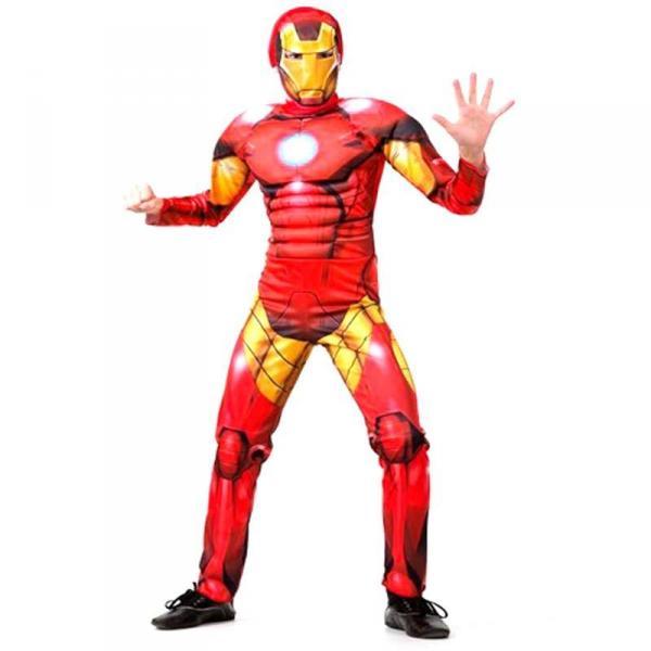 Карнавальный костюм Железный человек.Мстители детский