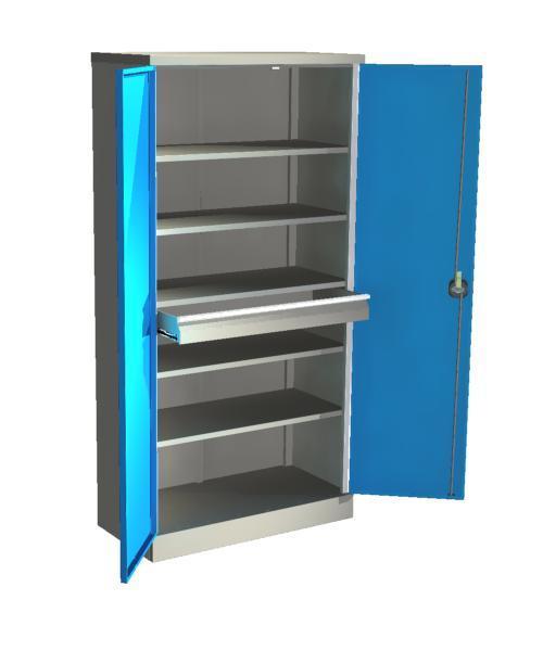 Шкаф для инструмента серии Стандарт  ШИС-5.1