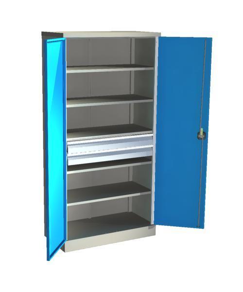Шкаф для инструмента серии Стандарт  ШИС- 5.2