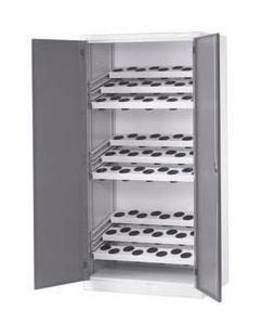 Шкаф для инструментов серии NC   ШИ- 01.63 в комплекте с креплениями для инструмента HSK63