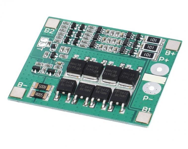 Зарядное на 3 аккумулятора 25А 18650