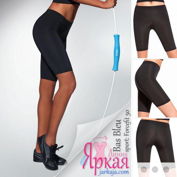 Леггинсы для фитнеса Bas Bleu™. Женские спортивные лосины Forcefit 50. Спортивня женска одежда Польша
