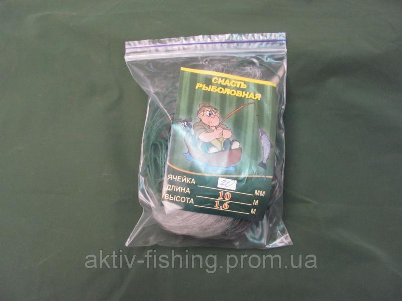 Фото Рыболовные сети; одностенки, трехстенки; экраны, финки;косынки, куклы; полотна; ятеря; раколовки, Дорожка рыболовная - Ячейка 15