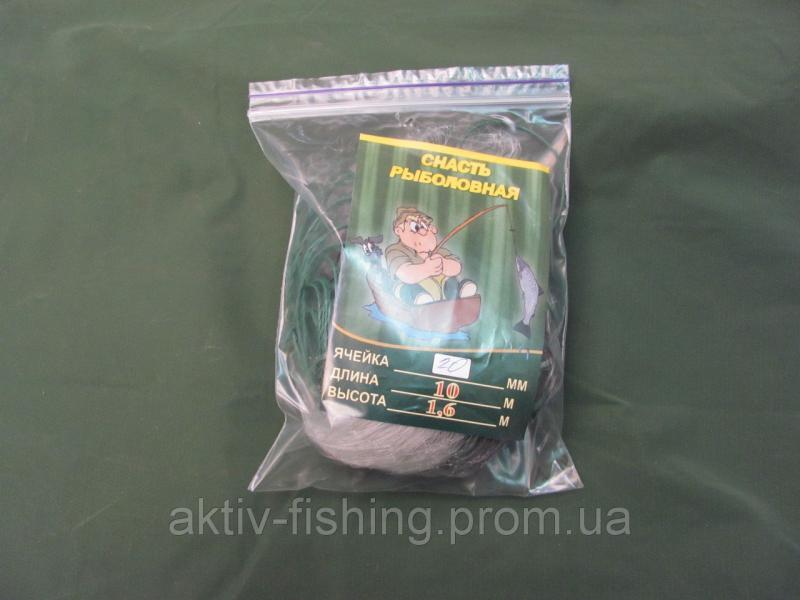 Фото Рыболовные сети; одностенки, трехстенки; экраны, финки ;косынки, куклы; полотна; ятеря; раколовки,, Дорожка рыболовная 8- 10 метров,ячейки от 14-100 Дорожка рыболовная - Ячейка 18