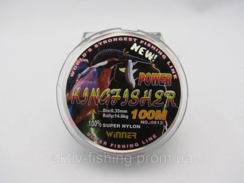 Winner Power Kingfisher 0.35 mm 14.6 kg 32.1 lb 100m