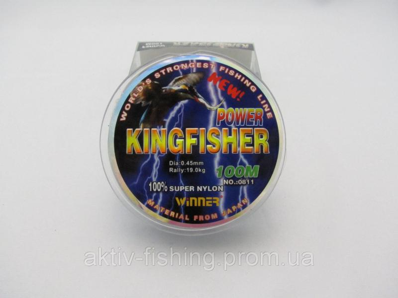 Winner Power Kingfisher 0.45 mm 27.5 kg 60.5 lb 100m