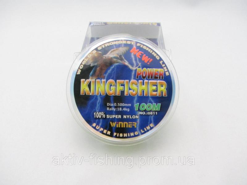 Winner Power Kingfisher 0.5 mm 18.4 kg 74.6 lb 100m