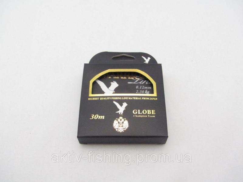 Globe Warior  0.12 mm 2.3 kg 30 m
