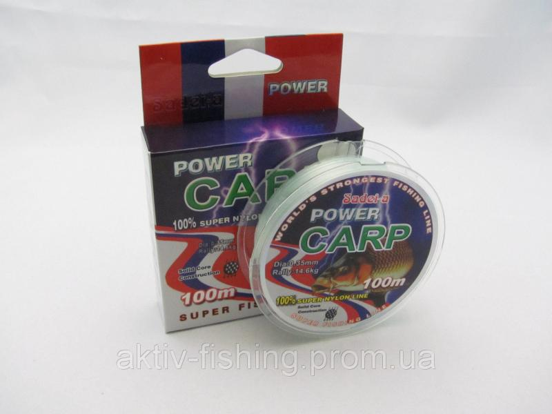 Sadei-a Power Carp 0.35 mm 14.6 kg 100 m