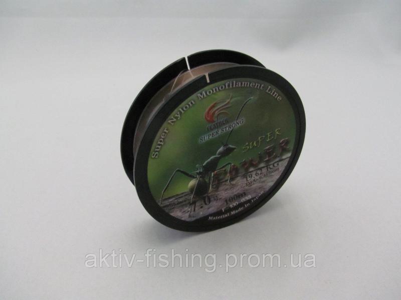 Фото Катушки рыболовные Feather 0.437 mm 19.62 kg 100 m