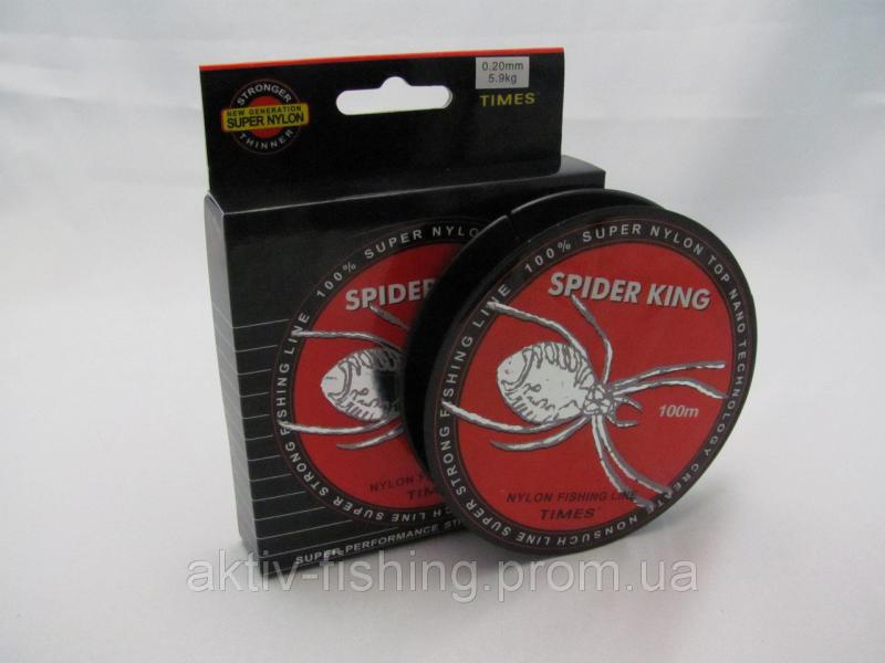 Spider King 0.20 mm 5.9 kg 100 m