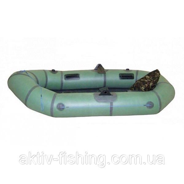 Лодка  надувная резиновая, 1.5 местная