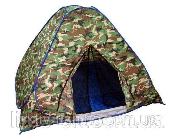 Фото палатка рыболовная ,туристическая, ,летняя, зимняя, автомат Палатка автоматическая, рыболовная, 2 *2 размер, с москитной сеткой