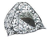 Фото палатка рыболовная ,туристическая, ,летняя, зимняя, автомат Палатка зимняя, 2.5*2.5, автоматическая, дно расстёгивается