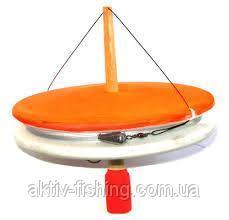 Фото кружок, жерлица рыбацкая Кружок рыбацкий оснащённый, диаметр 150