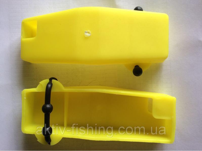 Защитный крышка на ножи ледобура 130