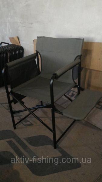 Кресло рыболовное с полкой