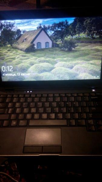 """Dell Latitude E6230 12.5""""/i5/4 Ram/128 SSD/2 Gb Intel HD"""