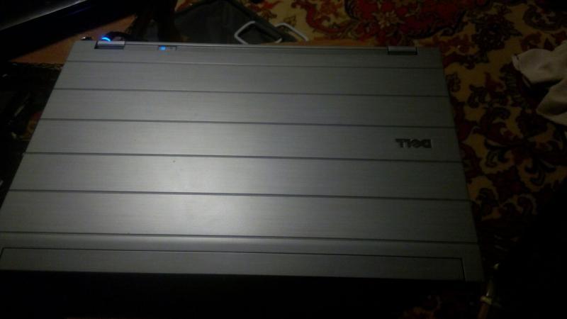 """Dell Precision M4500 15.6""""(Full HD)/i5/4 Ram/250 Hdd/1 Gb Nvidia"""