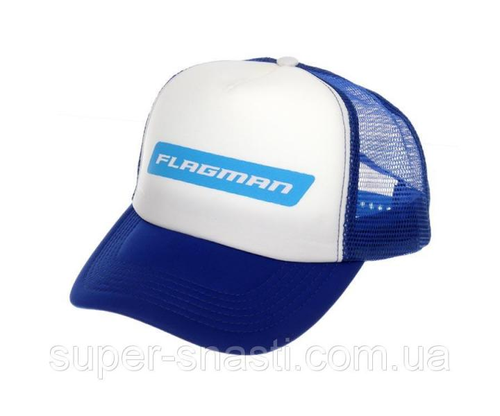 Кепка Flagman Blue White 2