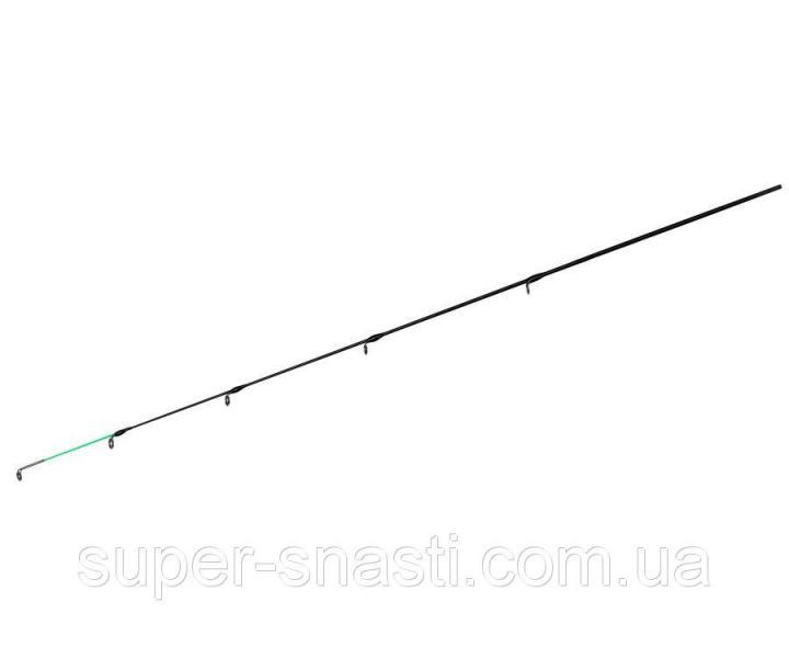 Вершинка для фидерного удилища Flagman Force Active Feeder Heavy 3.90 м, 140 г, carbon, 3 oz