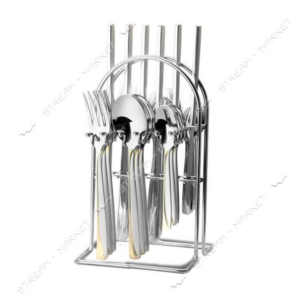 Столовый набор на стойке Maestro MR-1529-24 24предмета