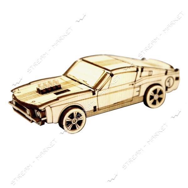 Набор-конструктор Wood Weels Mustang
