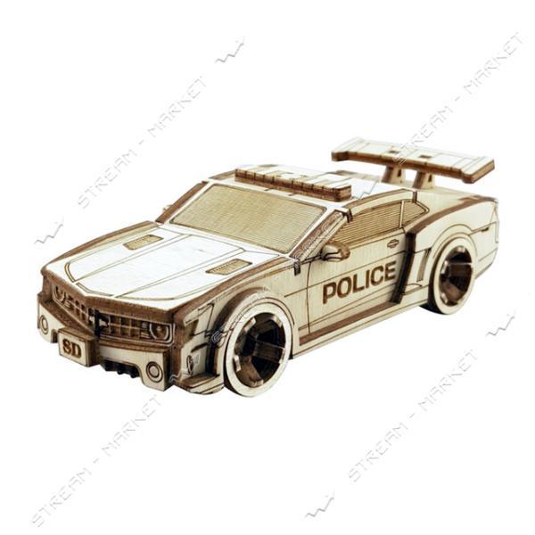 Набор-конструктор Wood Weels Police