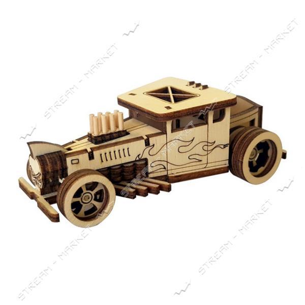 Набор-конструктор Wood Weels Roadster