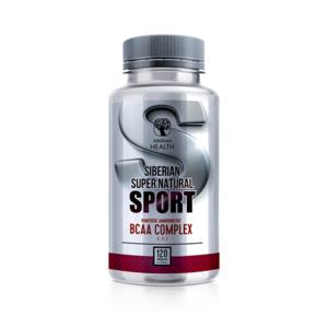 Комплекс аминокислот BCAA - Siberian Super Natural Sport