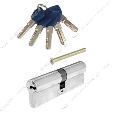 Секрет латунный Апекс EM-90-N 45/45 ключ/ключ 5 лазер. кл