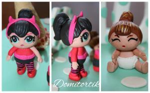 Фото Торты, Детские торты Торт куклы Лол (LOL Surprise)