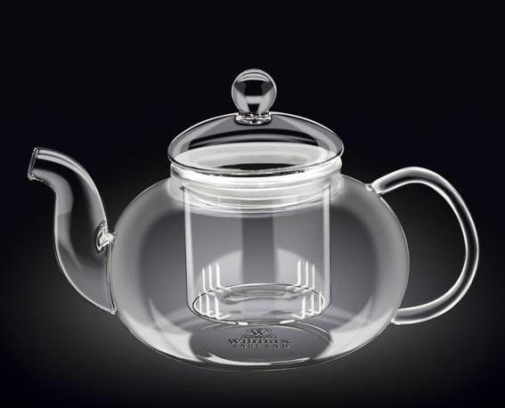 Чайник заварочный WILMAX Termo Glass 800 мл WL-888813/A