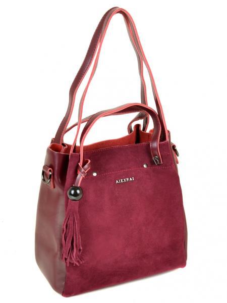 Женская сумка кожа-замш ALEX RAI Артикул 10-01  322-1 в ассортименте