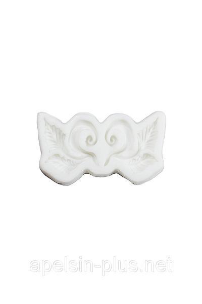 Фото Молды кондитерские пластиковые и силиконовые, Молды бордюры, рамки, броши Молд силиконовый для декора