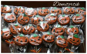 Фото Пряники Пряники на Хэллоуин (Halloween)