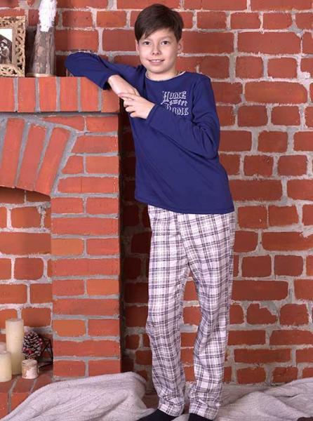 Фото  Пижама для мальчика Sweet Home