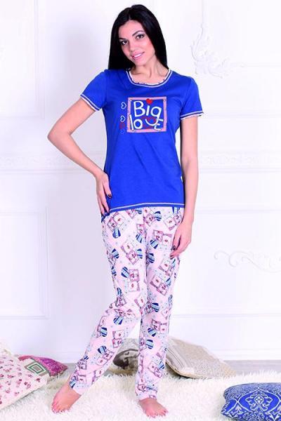 Демисезонная пижама женская Teddy