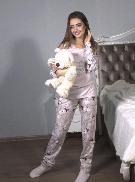 Оригинальный комплект для дома Pink Bear