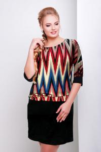 Фото Одежда Турция Платье с напуском