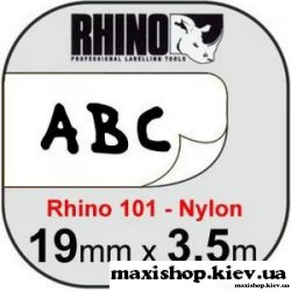 Нейлоновая лента 19мм x 3.5 м для принтера Rhino101 DYMO S0810060, DYMO S0718090