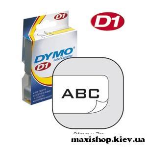 Лента пластиковая системы D1 24 мм х 7м DYMO S0720920, S0720930, S0720960, S0720970, S0720980